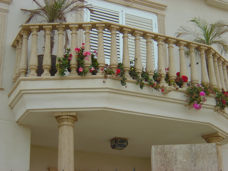 beautiful balcony salobrena