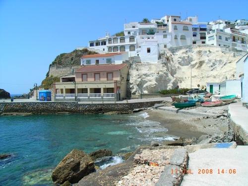 La Caleta Harbour