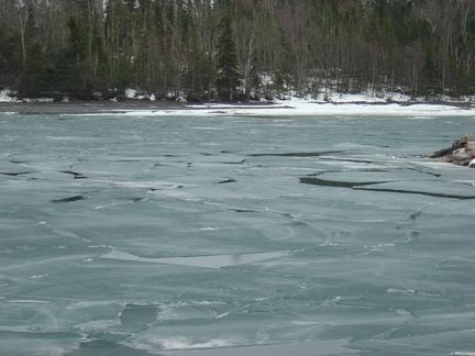 Ice Break Silver Islet
