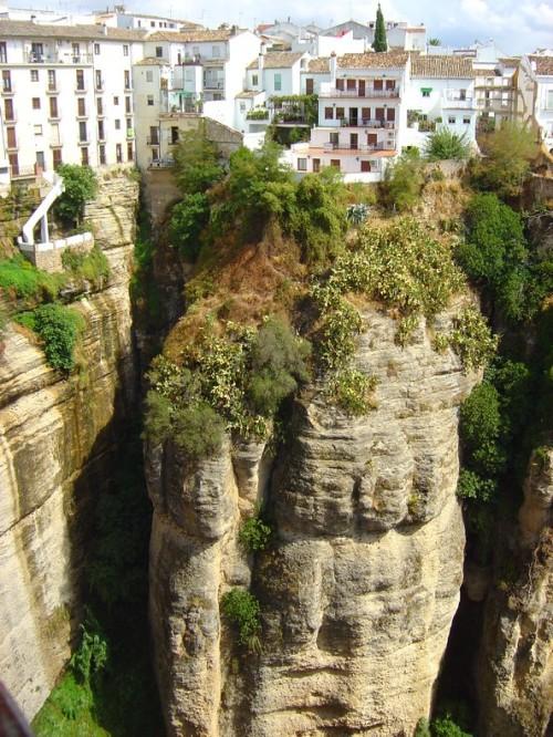da gorge at Ronda