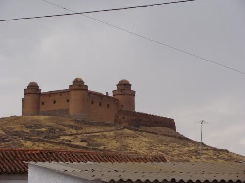 Fortress at Calahorra